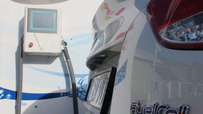Energiequelle Wasserstoff