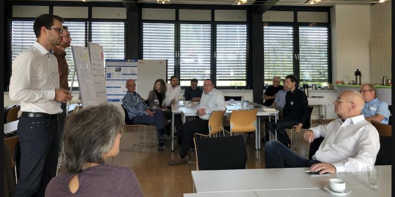 Workshop zum Energiekonzept autonomen Solarhaus Cottbus